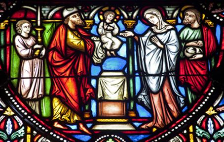 Imagem retratando a prática do cristianismo*