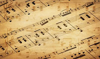 Os diferentes gêneros e ritmos musicais.