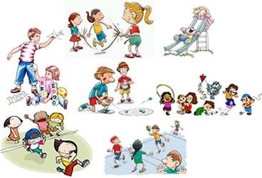 Jogos, brinquedos e brincadeiras são atividades muito importantes para o aprendizado das crianças