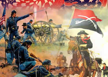 Guerra de Secessão: o conflito civil que marcou a história dos EUA.