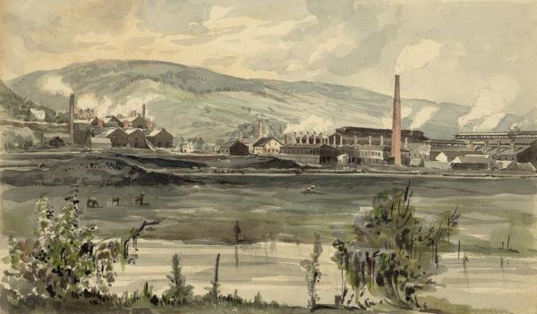 A Segunda Revolução Industrial representou o aumento de indústrias e a inserção de novos meios de produção.