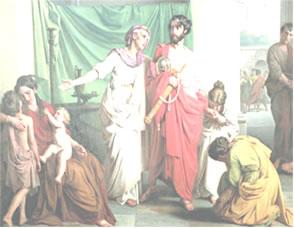 Família Tradicional na Roma Antiga