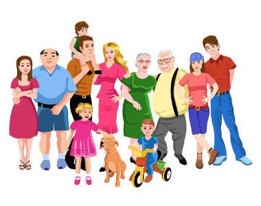 Family members!
