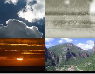 Fatores que influenciam no intemperismo: clima, chuva e relevo
