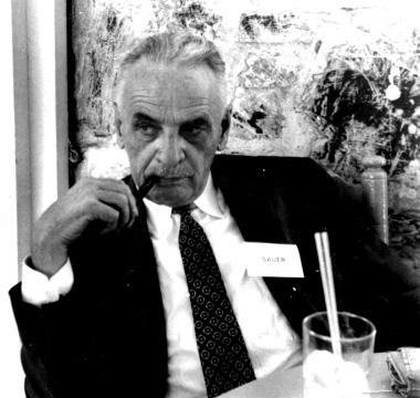 Carl Sauer foi um dos mais notórios geógrafos culturais da história