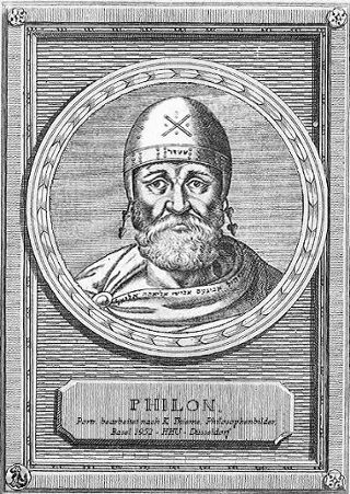 O judeu Fílon nasceu na cosmopolita Alexandria. Em seu pensamento vemos uma possibilidade de conciliação entre fé e razão *
