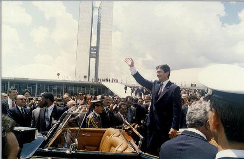 Fernando Collor foi o último presidente da República brasileira a renunciar