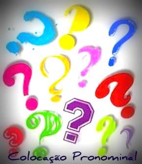 A colocação pronominal está muitas vezes relacionada a critérios voltados para a eufonia