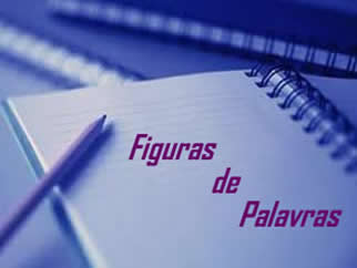 Figuras de palavra ou figuras semânticas se caracterizam pelo emprego de uma palavra pela outra, por haver nelas uma relação de semelhança