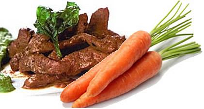 Alimentos que são fontes de vitamina A para o corpo