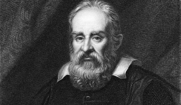 Galileu Galilei realizou grandes estudos nas áreas de Física e Astronomia