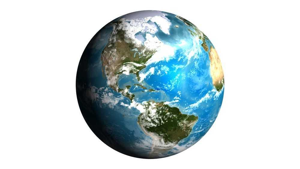 A Terra e suas manifestações naturais são estudadas pela Geografia Física.
