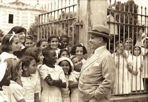 Getúlio Vargas em Rondônia, no auge do Estado Novo