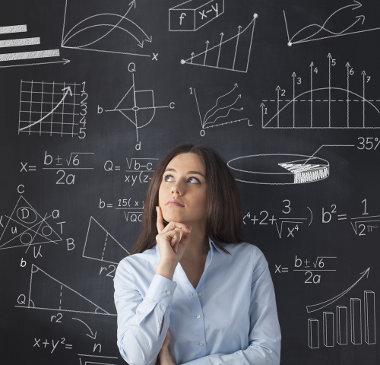 Gráficos, formas geométricas, números e medidas estão relacionados diretamente com a Matemática