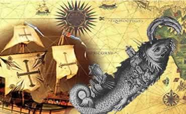 Grandes Navegações. Perigos reais e imaginários