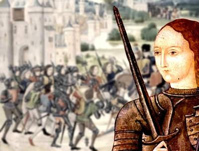 Guerra dos Cem Anos: uma disputa entre ingleses e franceses por territórios e poder econômico.