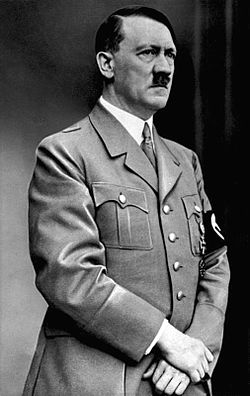 Hitler - Idealizador do Nazismo
