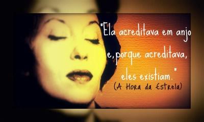 Clarice Lispector (1920-1977) – autora de A Hora da Estrela