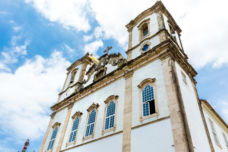 Igreja de Nosso Senhor do Bonfim, Salvador, Bahia