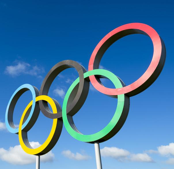 Imagens, rituais e objetos foram criados para simbolizar os jogos olímpicos *