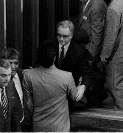 Itamar Franco assumiu a presidência do Brasil após a renúncia de Fernando Collor, em 1992 *