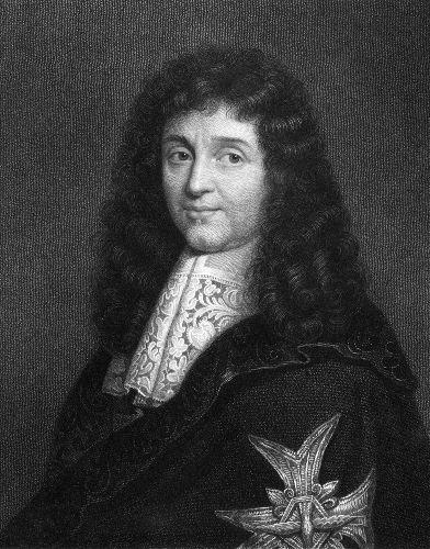 Jean-Baptiste Colbert (1619-1683) foi um político francês, e suas práticas para a economia da França ficaram conhecidas como Colbertismo.