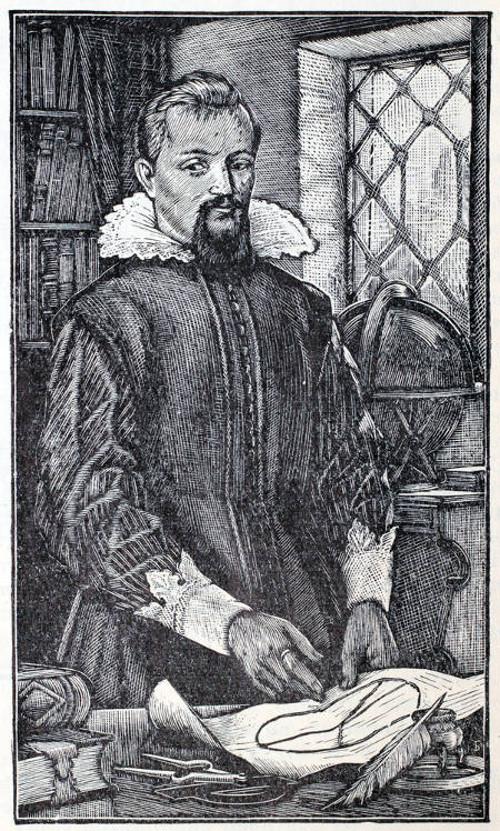 Johannes Kepler criou três leis capazes de explicar o movimento dos planetas ao redor do Sol