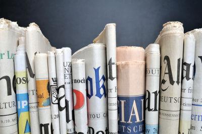 Jornais e revistas são mídias impressas com público-alvo diverso