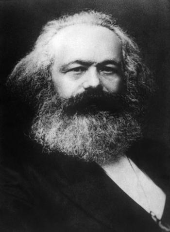 Karl Marx tornou-se um dos pensadores mais conhecidos da história moderna