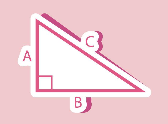 Lados de um triângulo retângulo a partir dos quais é possível definir razões trigonométricas