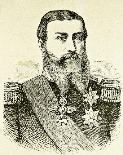 Leopoldo II, rei da Bélgica, ficou conhecido por implantar uma política de colonialismo violenta no Congo
