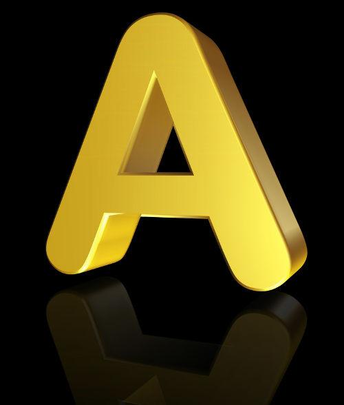 Letra que representa de forma universal o número de massa de um átomo