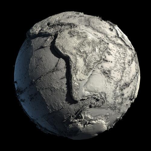 Litosfera, a camada sólida do planeta