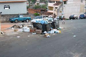 Lixo: um problema muito séri
