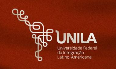 Logomarca oficial da Unila