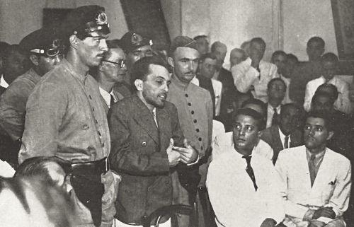 Luís Carlos Prestes foi o idealizador dos levantes que caracterizaram a Intentona Comunista