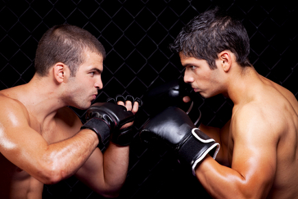 Lutadores de MMA