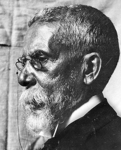 Machado de Assis (foto do Arquivo Nacional / Fundo Correio da Manhã)