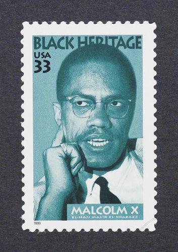 Malcolm X foi assassinado em 1965 por inimigos pessoais de sua antiga organização, o Nação do Islã*