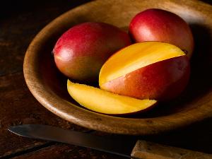 Manga, uma das frutas mais apreciadas no mundo