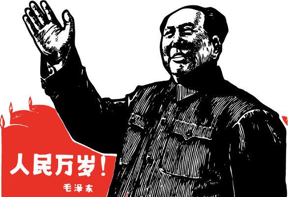Mao Tsé-tung foi o grande líder do Partido Comunista Chinês e proclamou a República Popular da China