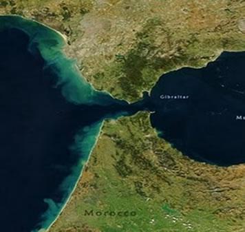 Marrocos e o Estreito de Gibraltar