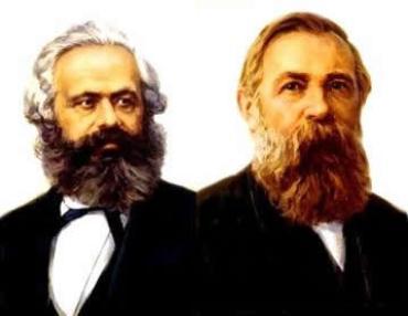 Marx e Engels: o início de uma nova etapa no pensamento socialista.