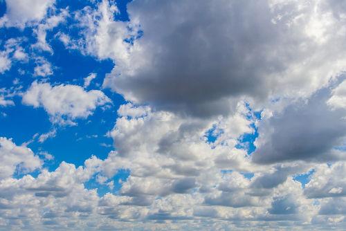 Massas de ar são grandes porções do ar atmosférico que possuem características semelhantes