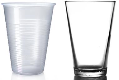 Materiais de diferentes massas apresentam densidades diferentes
