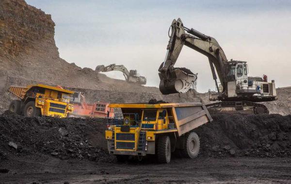 Mineração é uma atividade que consiste na extração de minérios do subsolo.