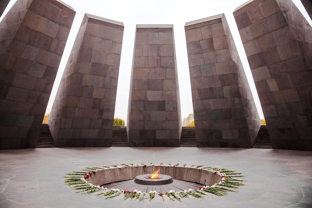 Monumento às vítimas do genocídio dos armênios