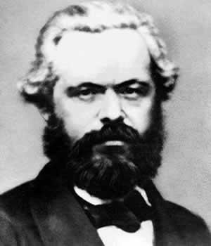Na dialética marxista, é a partir das condições materiais de existência que os homens se organizam