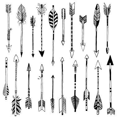 Na Matemática, flechas representam vetores geometricamente