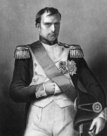 Napoleão Bonaparte foi um dos principais generais partícipes da Revolução Francesa e também imperador da França